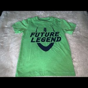 Carters boys graphic tee.